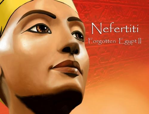 【被遺忘的埃及二】那法媞媞﹣第二章