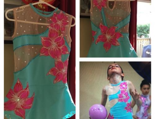 Gymnastic Dresses