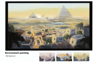 Egypt by Wilma Lai