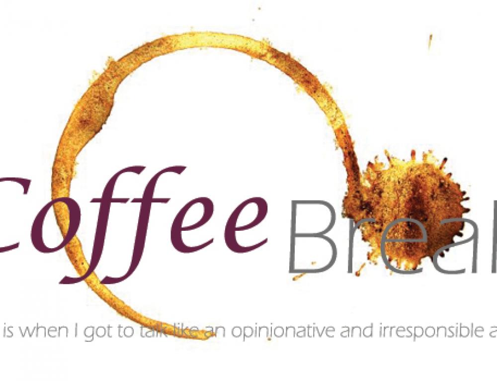 咖啡閒聊2017-09-28