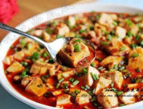 我的食譜﹣麻婆豆腐